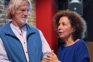Gemeenteraadslid Marie Nagy & Philippe Van Parijs