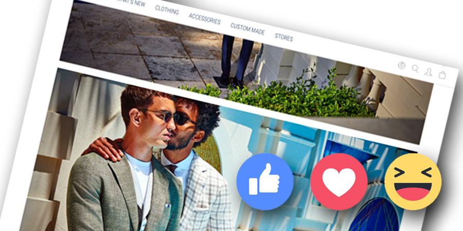 Like, share en begin opnieuw (Zizo-online.be)